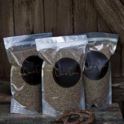 Graines de Chanvre Finnois broyées 1,5kg (Hemp Seeds)